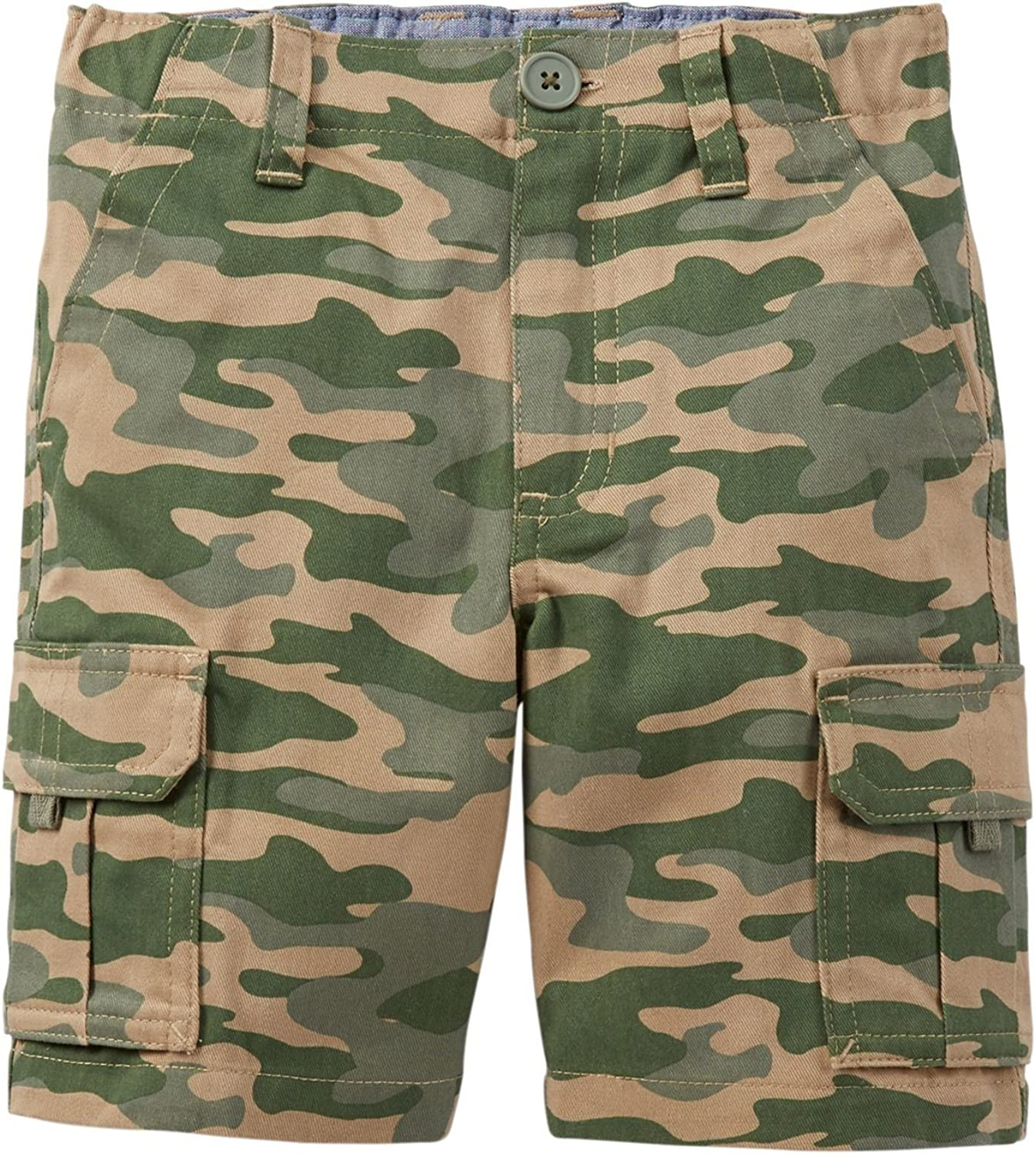 Carters Just One You Little Boys Camo Shorts