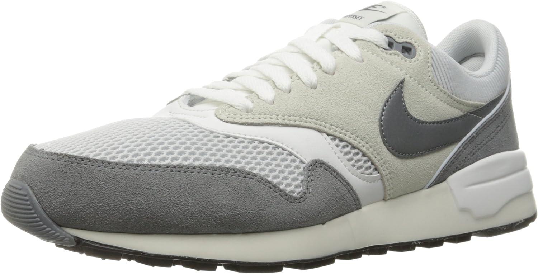 Grau (Pure Platinum Cool Grau Weiß) 42.5 EU Nike Herren Air Odyssey Laufschuhe