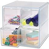 "Sparco Removeable Storage 4 Drawer Organizer 6"" x 6 3/4"" x 6"""
