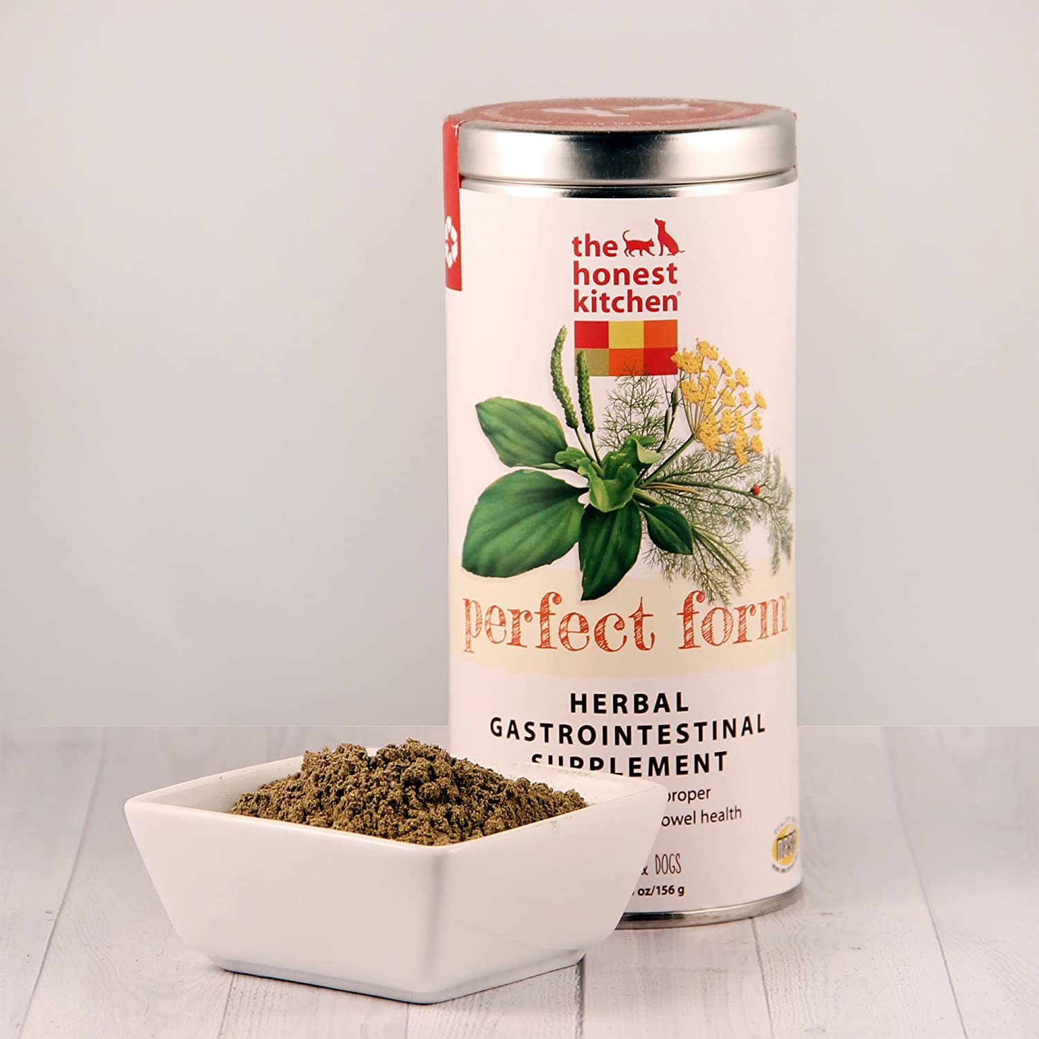 the honest kitchen perfect form supplement natural