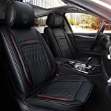 INCH EMPIRE Car Seat Cover 5 Seat Full Set for Sedan SUV Truck Hatchback Fit for Nissan Mitsubishi BMW Chevrolet Lexus…