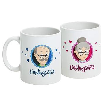 Top Amazon.de: Oma Opa Geschenke * Geschenk für Oma und Opa * Oma @YS_26