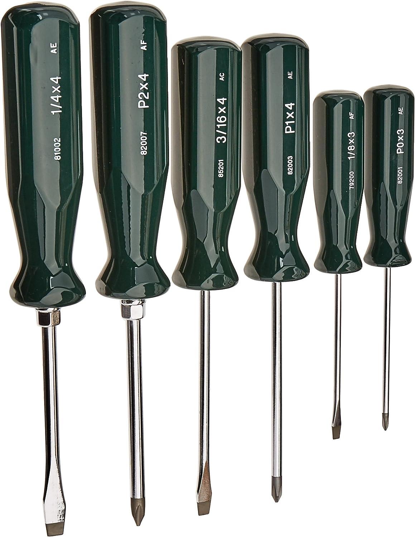 """SK Hand Tools 84003 T20 x 6/"""" SureGrip TORX Screwdriver"""