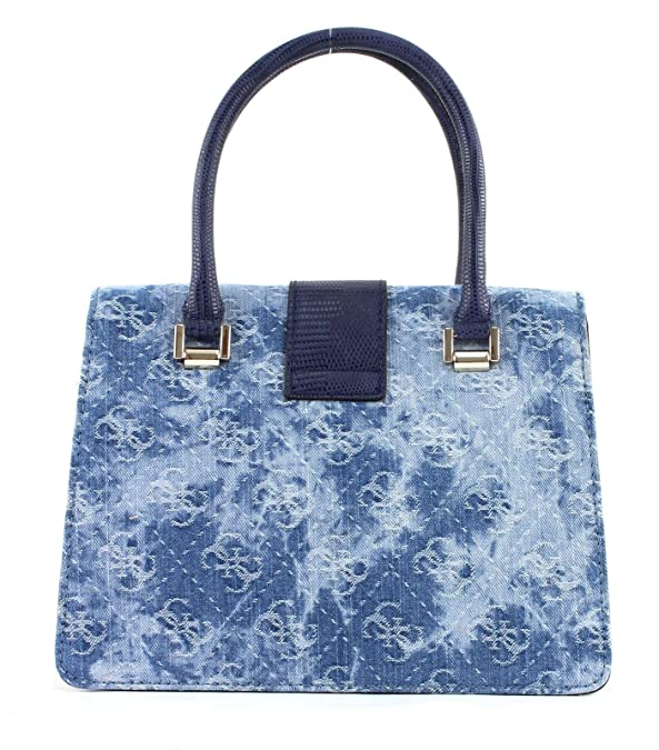 a9fce0b7c5 BOLSO GUESS - DG669605-BLUE-TU  Amazon.co.uk  Shoes   Bags