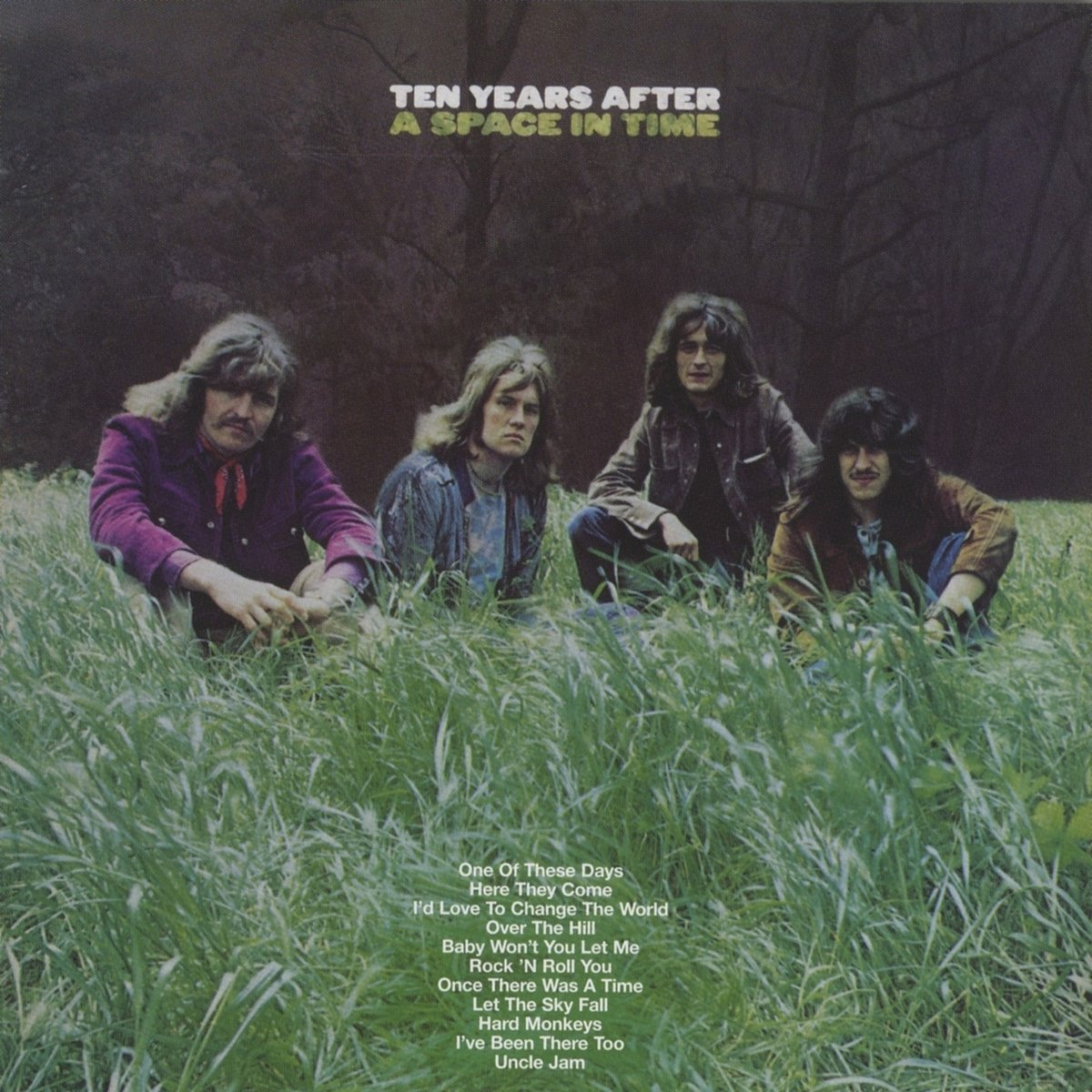 CD : Ten Years After - Space In Time (CD)