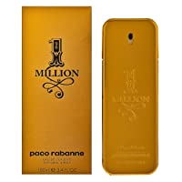 Paco Rabanne One Million homme / men, Eau de Toilette, Vaporisateur / Spray 100 ml, 1er Pack (1 x 100 ml)