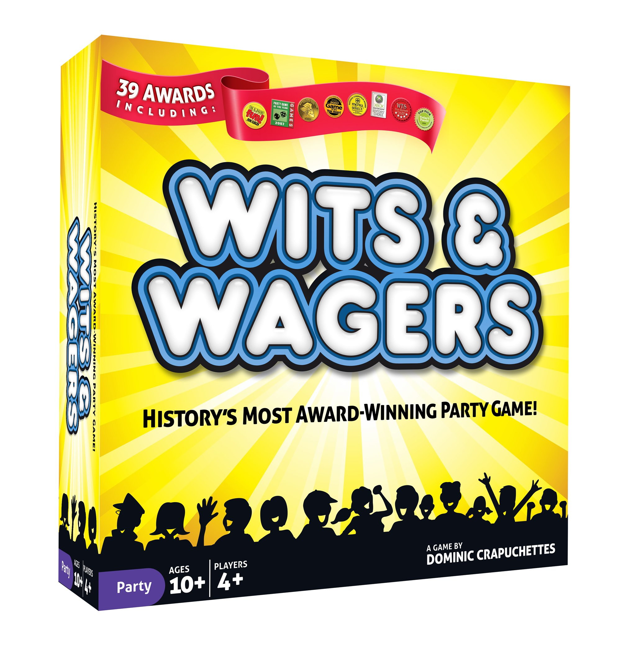 Wits & Wagers Deluxe by North Star Games (Image #5)