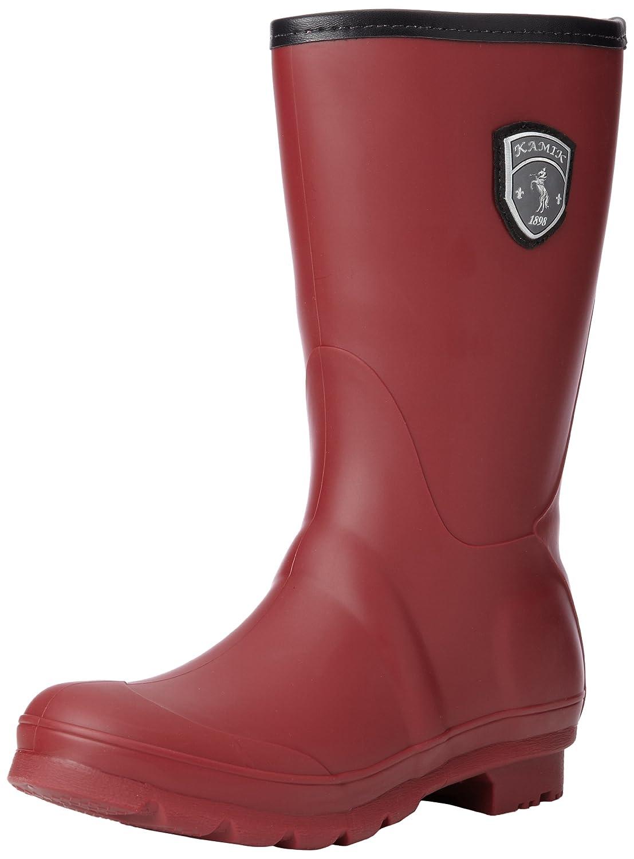 Kamik Women's Jenny Rain Boot B00EAIUHO2 10 B(M) US|Burgundy_bourgogne