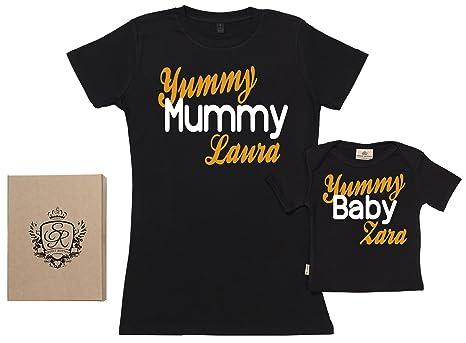 SR - CUSTOM Yummy Mummy & Baby conjunto de regalo para ...