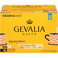 Gevalia Signature Blend Coffee K-CUP Pods, 100 Count