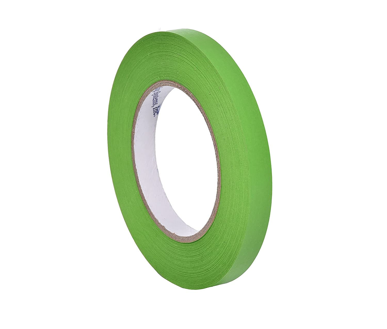 Blue Long 1//2 Wide 55 m Camlab 1151363 Labelling Tape 2160