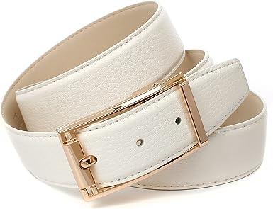 TALLA 100. Anthoni Crown Cinturón para Mujer