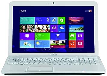 Toshiba Satellite C855 2F0 156 Inch Notebook White Intel Core