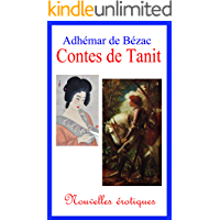 Contes de Tanit: Nouvelles érotiques (French Edition)
