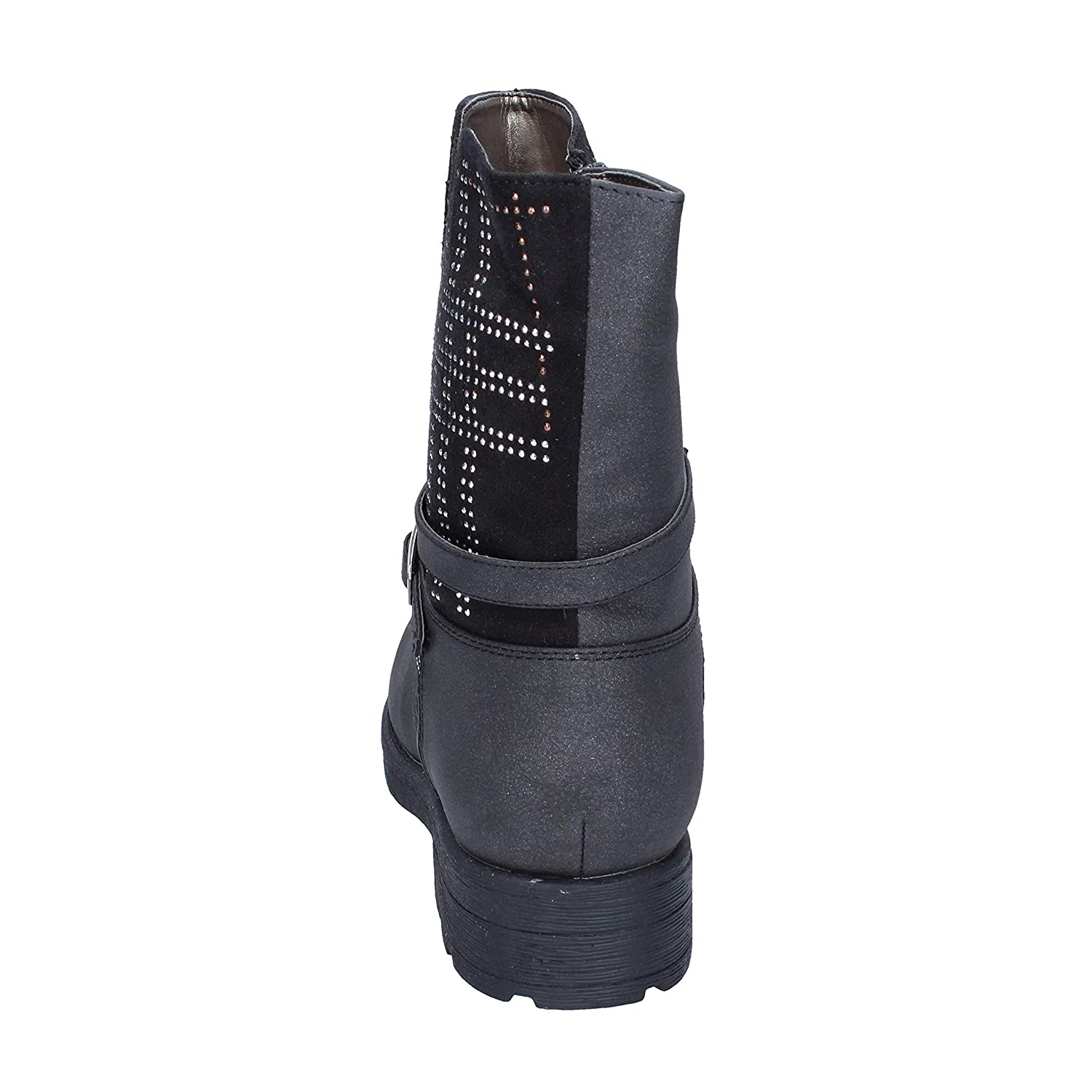 ASSO Boots Baby-Girls Black