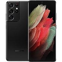 Samsung Galaxy S21 Ultra Dual SIM, 256GB 12GB RAM 5G (UAE Version), Phantom Black