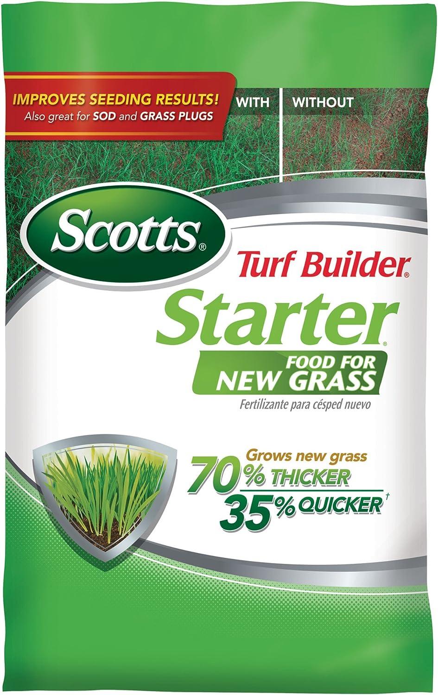 Turf Builder Starter Food for New Grass