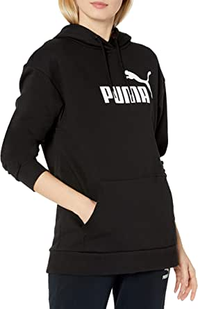 PUMA Women's Essentials+ French Terry Oversized Hoodie