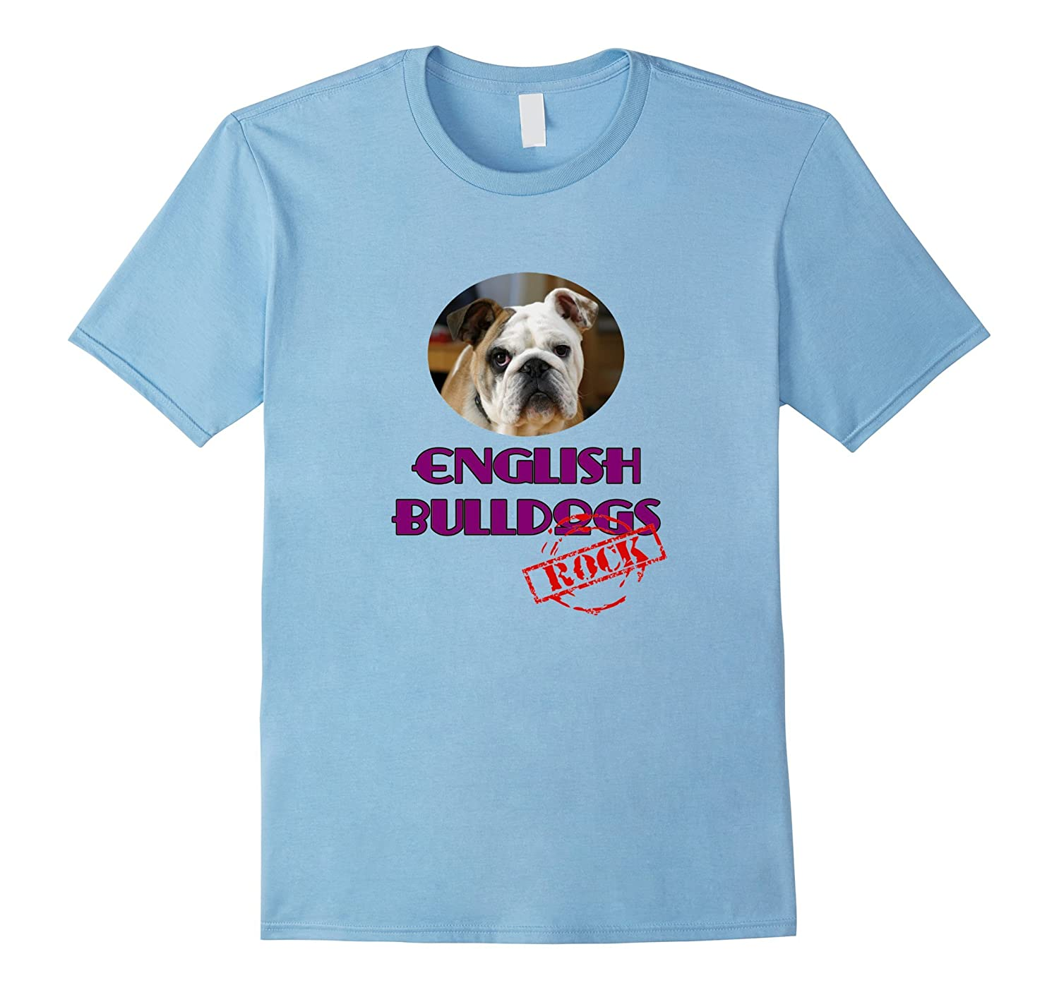 English Bulldogs Rock-CD