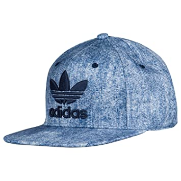 31332712 adidas Men's Originals Snapback Baseball Cap, Blue Acid Wash Denim (One  Size): Amazon.co.uk: Sports & Outdoors