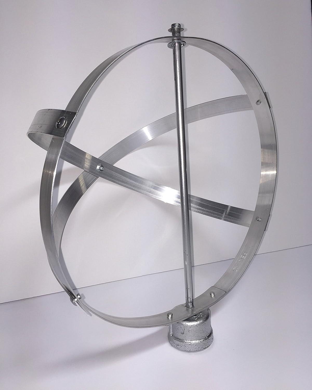 Original Design - P.E.K Aluminum 10 Diameter Windsock Frame