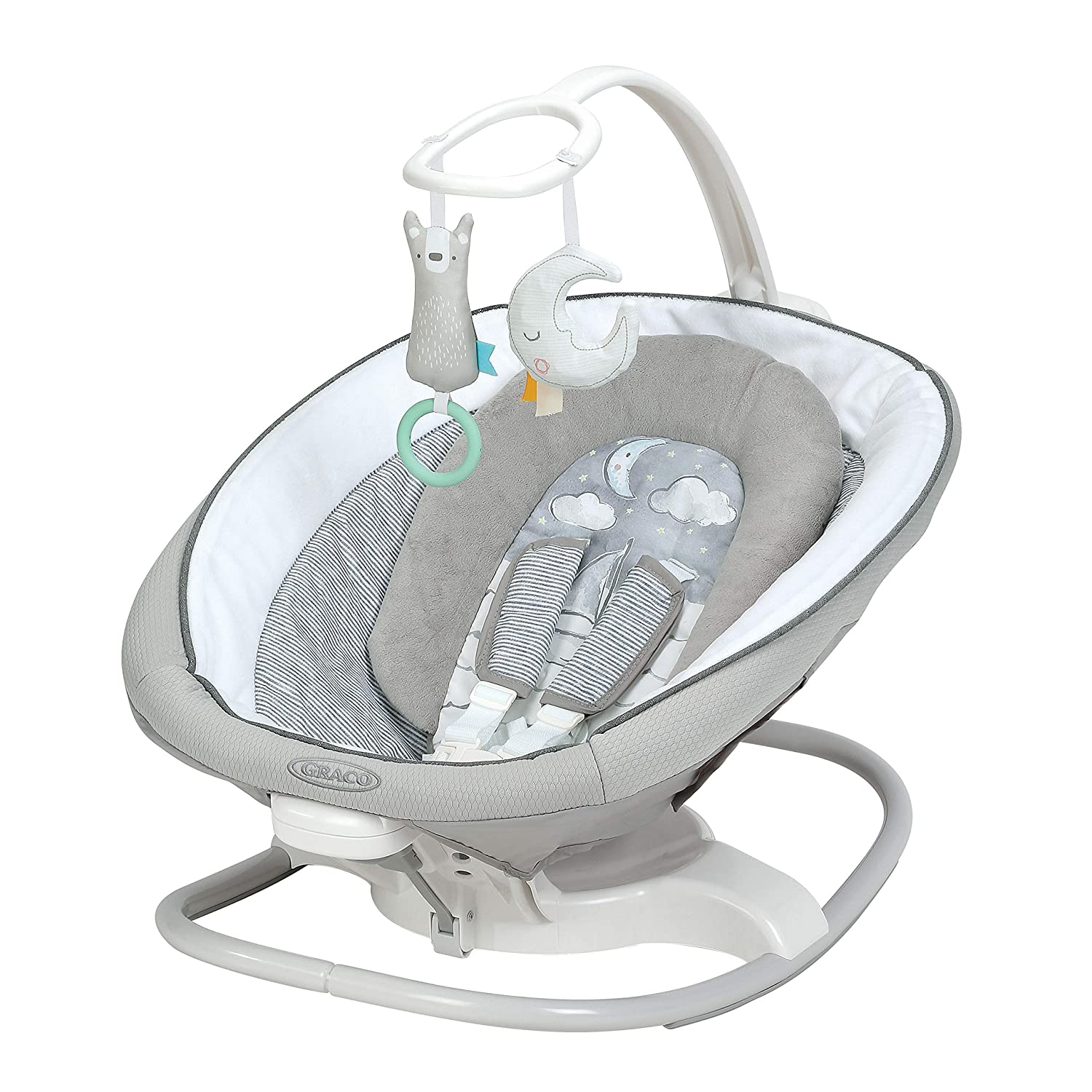 Sense2Soothe Baby Swing with Cry Detection Technology, Sailor Graco Baby 2060526