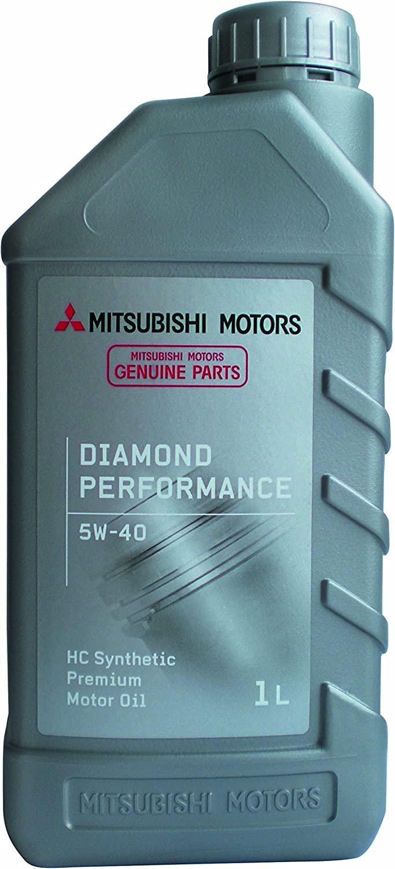 Mitsubishi Diamond Performance 5 W 40 Low Viscosity Engine Oil 1 L Auto