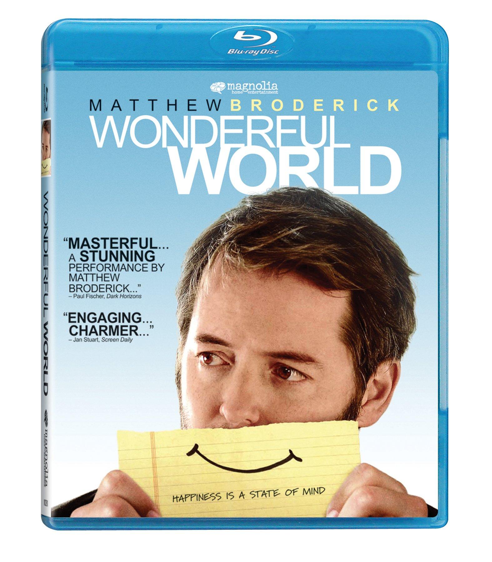 Blu-ray : Wonderful World (Widescreen, Dolby, AC-3)