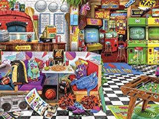 product image for Buffalo Games - Aimee Stewart - Pizza Arcade - 1500 Piece Jigsaw Puzzle