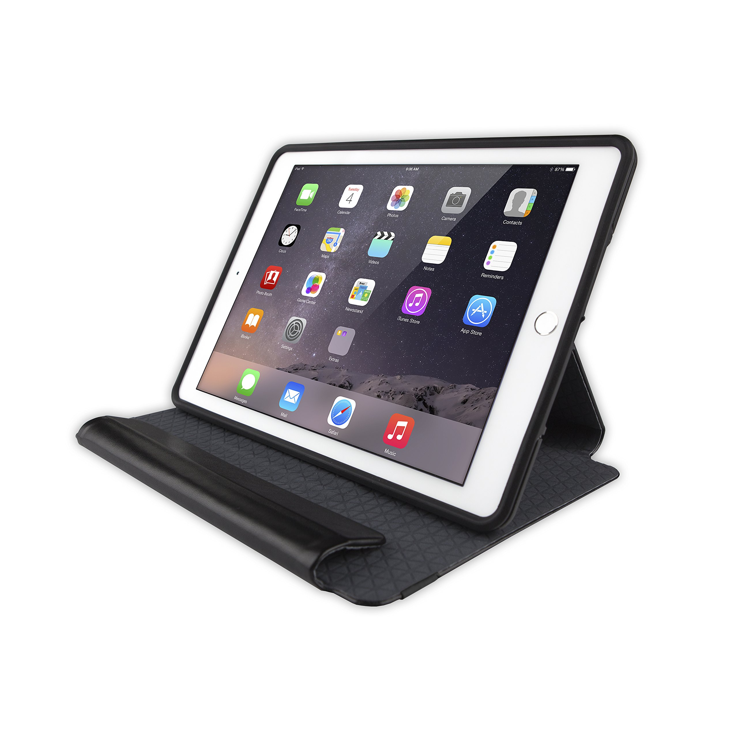 Otterbox Symmetry Series Folio Case for iPad Air 2 - Black