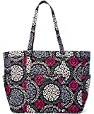 Vera Bradley Get Carried Away Tote Canterberry Magenta
