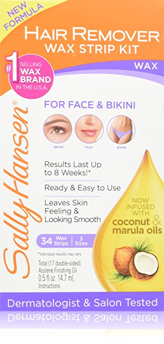 Commit quick and easy wax strips face and bikini opinion you