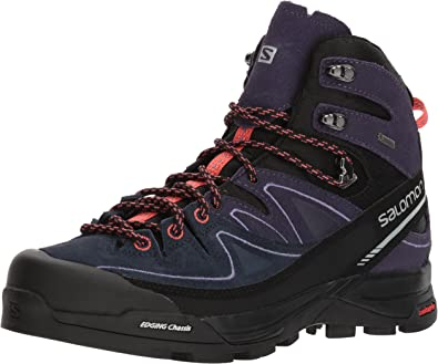SALOMON Women's X Alp Mid LTR GTX W High Rise Hiking Boots