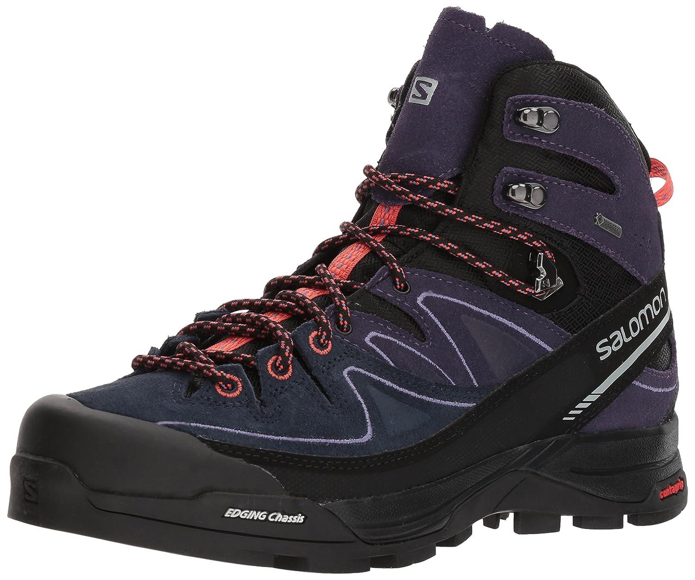 SALOMON X Alp Mid LTR GTX W, Chaussures de Randonnée Hautes