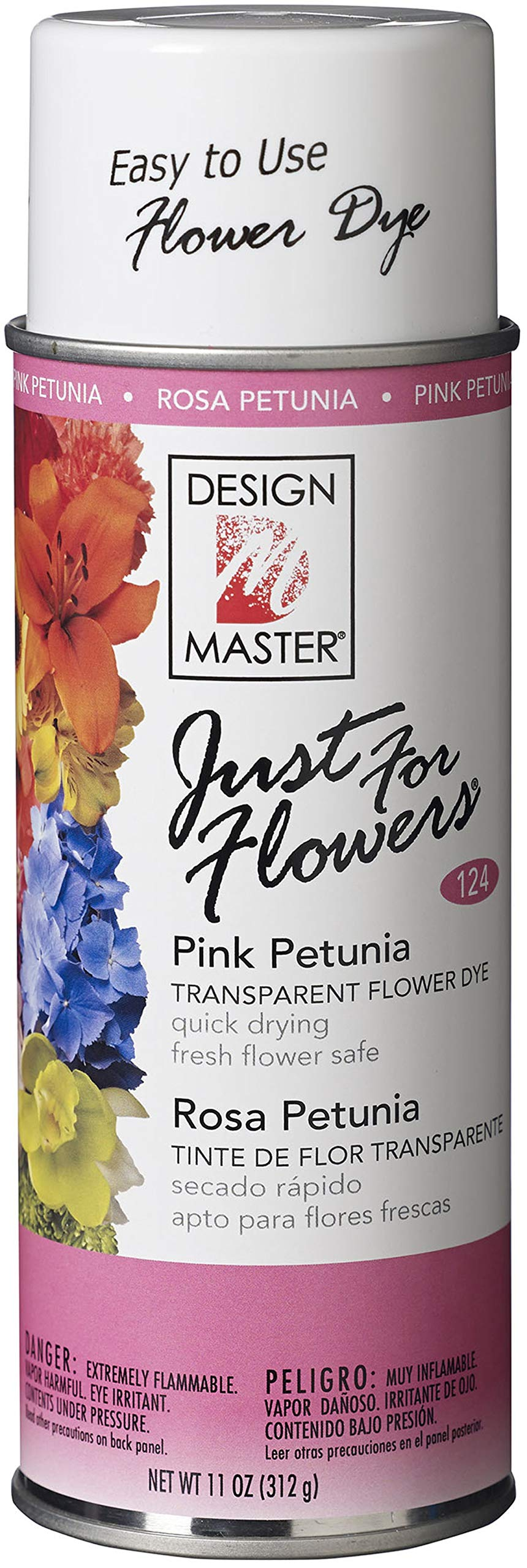 Design Master 124 Pink Petunia Just for Flowers