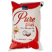 Eldia Pure Plus Coconut Oil Pouch, 1L