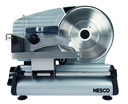 Nesco FS-250 180-watt Food Slicer Review