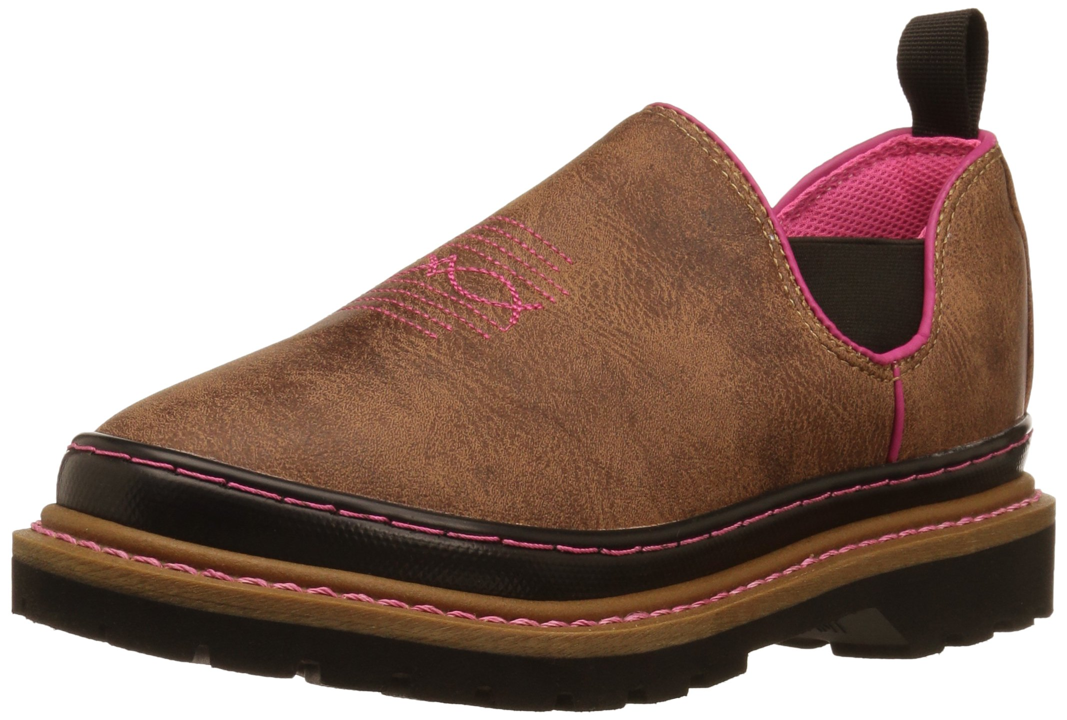 Western Chief Women's Romeo Ankle Boot Industrial Shoe, Country, 7 M US by Western Chief