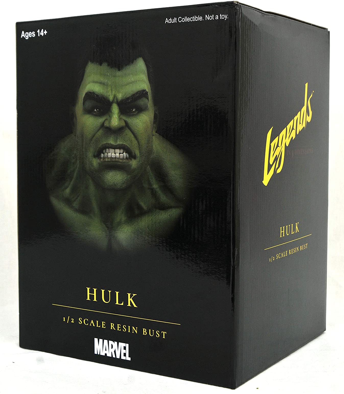 Legends in 3-Dimensions Marvel Thor Ragnarok Hulk 1:2 Scale Bust