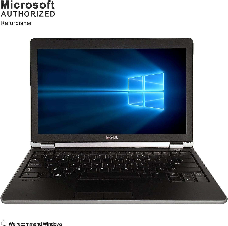 Dell Latitude E6230 12 Inch Laptop, Intel Core I7-3520M up to 3.6GHz, 8G DDR3, 500G, WiFi, VGA, HDMI, USB 3.0, Windows 10 64 Bit –Multi-Language Support English/Spanish/French(Renewed)
