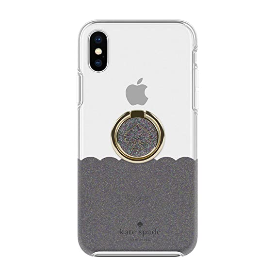 new arrival 71a8a 9444d Amazon.com: Kate Spade New York Gift Set Bundle | for Apple iPhone X ...