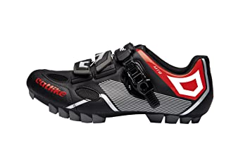 Zapatillas Catlike Sirius MTB Negro-Rojo 2017: Amazon.es: Zapatos y complementos