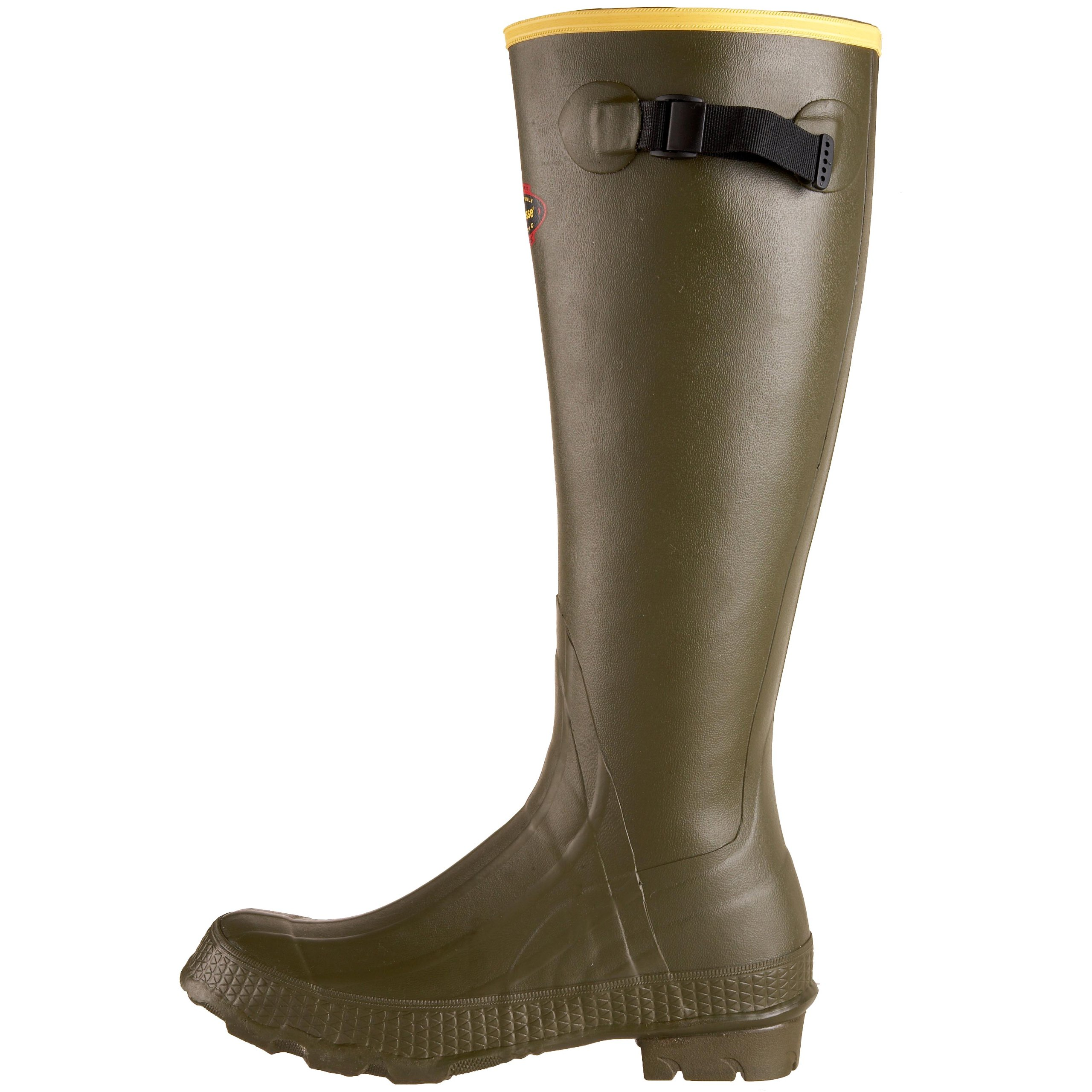LaCrosse Men's Grange 18'' Hunting Boot,OD Green,15 M US by Lacrosse (Image #5)