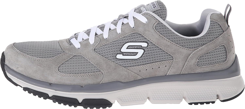 Skechers Sport Mens Optimizer Fashion Sneaker