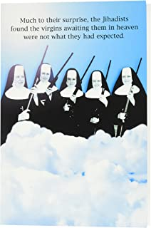 Amazon 8915z drink water funny birthday greeting card with 0765z virgins in heaven birthday funny birthday greeting card with 5 x m4hsunfo