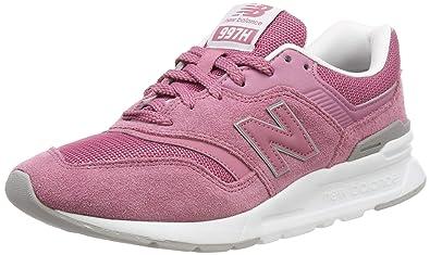 new balance hombre rosa