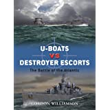 U-boats vs Destroyer Escorts: The Battle of the Atlantic (Duel)