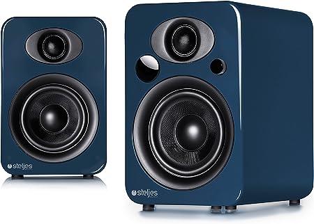 Steljes Audio Ns3 Bluetooth Duo Lautsprecher Audio Hifi