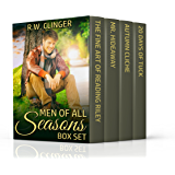 Men of All Seasons - 4 Gay Romances in 1 Box Set!