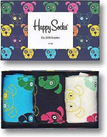 Happy Socks Calcetines Unisex Adulto